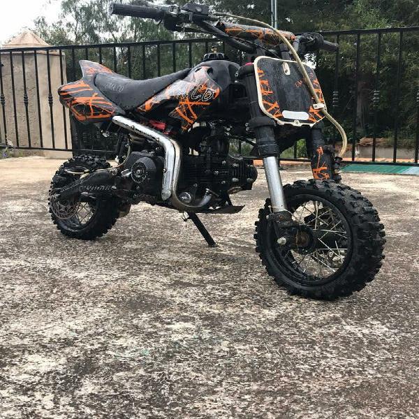 Pit bike ema.co 110cc automatica