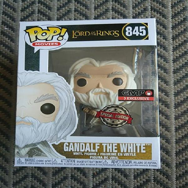 Pop! gandalf the white 845 special edition