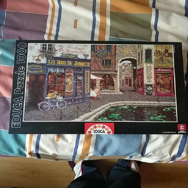 Puzzle 1000 educa les noces de jeannette. shvaiko