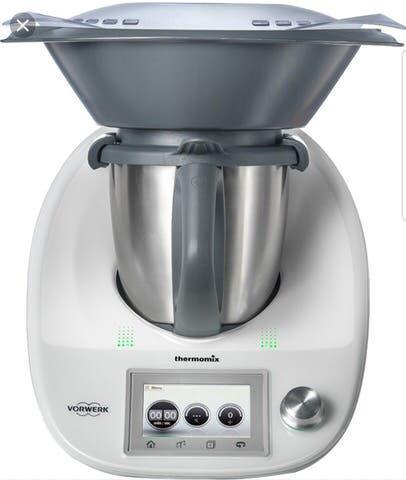 Robot de cocina thermomix tm5 nueva a estrenar