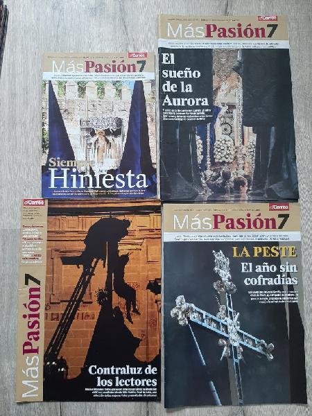 Revista más pasión 7 de el correo