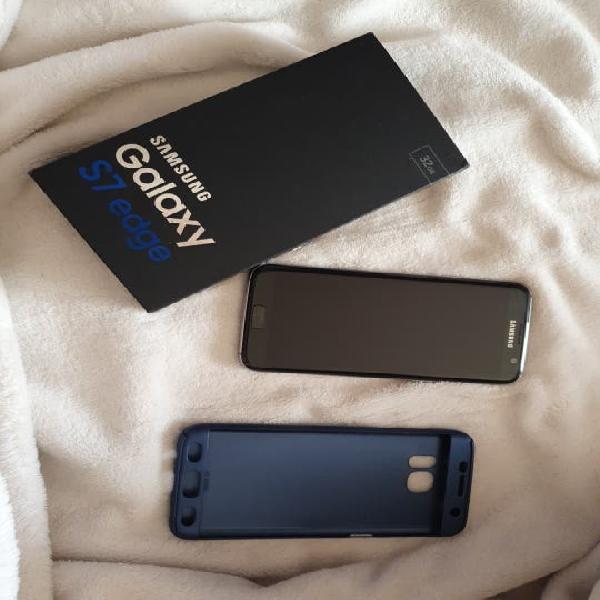 Samsung s7 edge 32 gb black onyx
