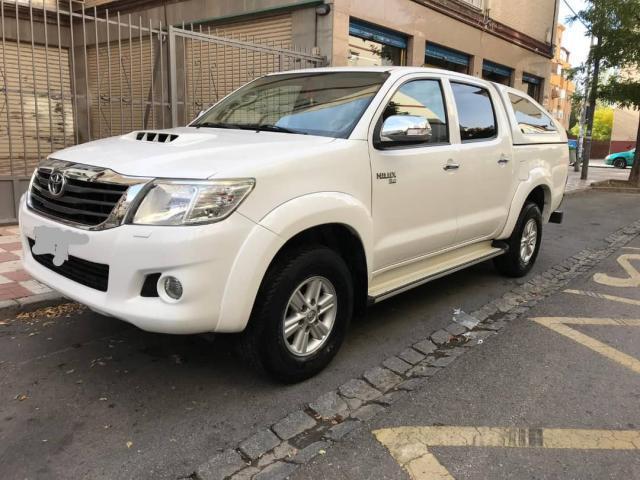 Toyota hilux iii x-tra cab 4x4 144 d-4d
