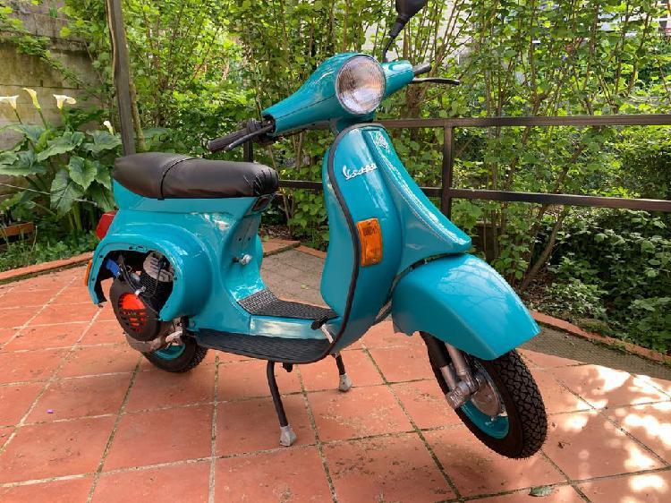 Vespa 125cc restaurada