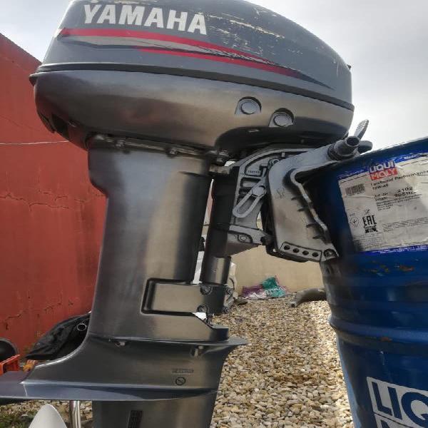 Yamaha 15 cv modelo enduro