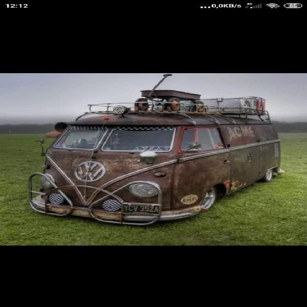 Busco trabajo de chofer trailer