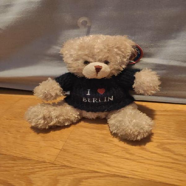 Peluche oso de berlín