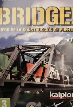 Bridge! construcción de puentes.