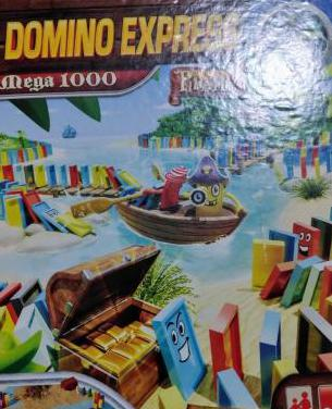Domino express mega 1000