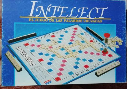 Juego de mesa: intelect