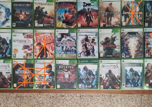 Juegos y accesorios xbox 360 ver fotos