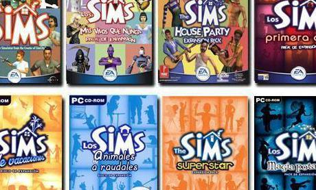 Los sims 1 y expansiones pc