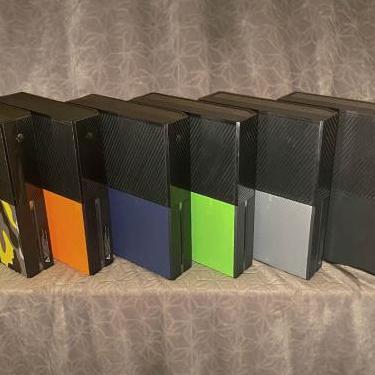 Microsoft xbox one ediciones limitadas
