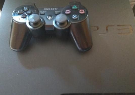 Ps3 con mando 5 juegos
