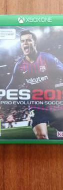 Pro evolution soccer pes 2019 xbox one