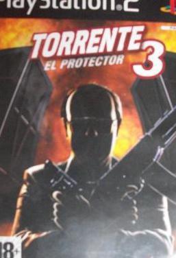 Torrente 3- el protector (playstation 2)
