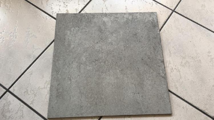 Azulejo gris grafito para exterior 60x60
