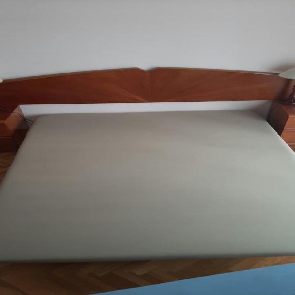 Base tapizada o somier