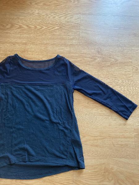 Camiseta de mangas 3/4 hollister