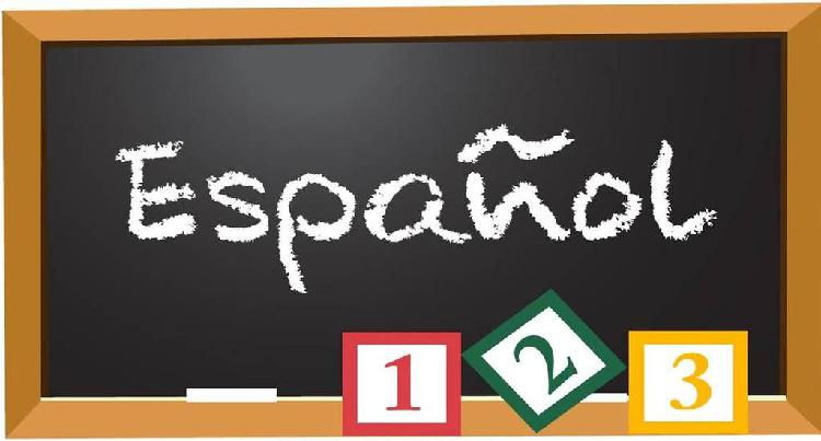 Clases de español. ¡primera clase gratis!