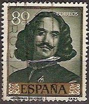 España segundo centenario usado nº 1243 (0) 80c ve