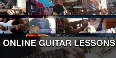 El mejor paquete de clases de guitarra