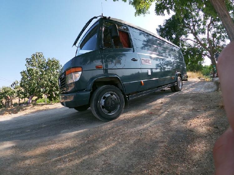 Mercedes-benz vario 1997