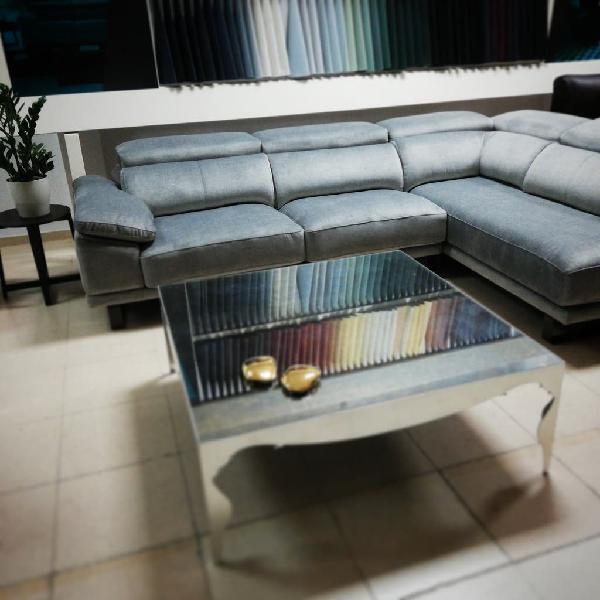Outlet valentin sanchez: sofá chaiselongue