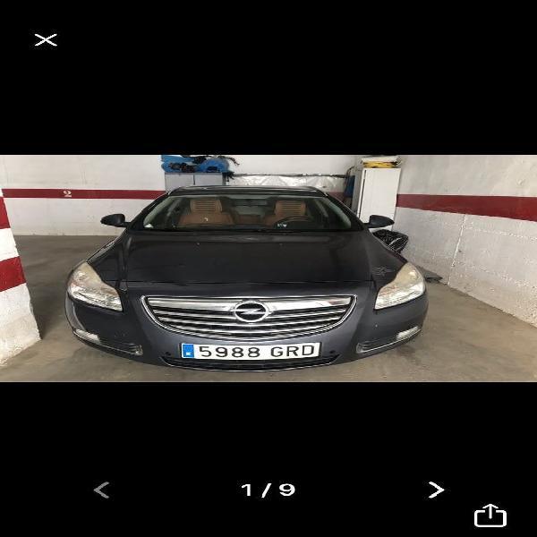 Opel insignia 2010(se aceptan cambios)