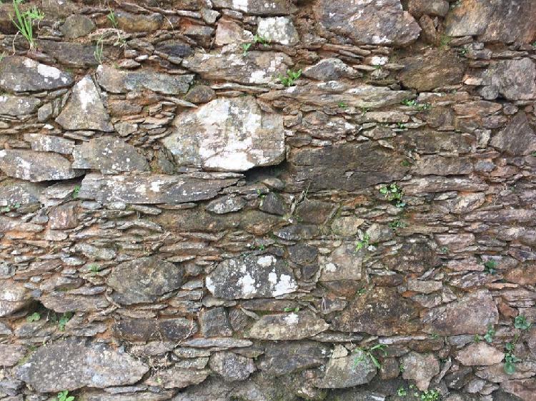 Piedra rustica natural gallega
