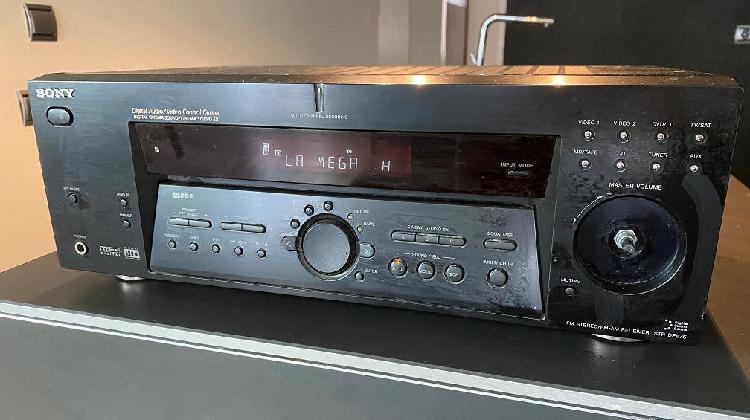 Sony str-de675 sintoamplificador fm/am home cine