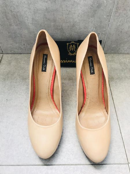 Zapatos salón tacón
