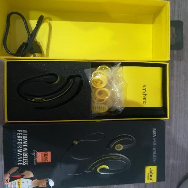 Auriculares jabra sport wireless+