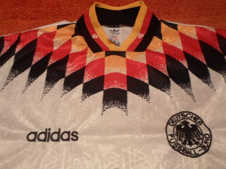 Camiseta adidas alemania deutschland futbol