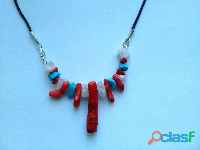 Collares de corales 5