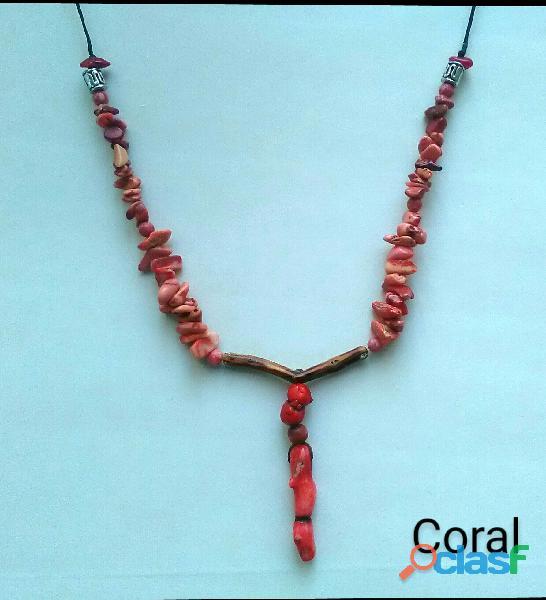 Collares de corales 6