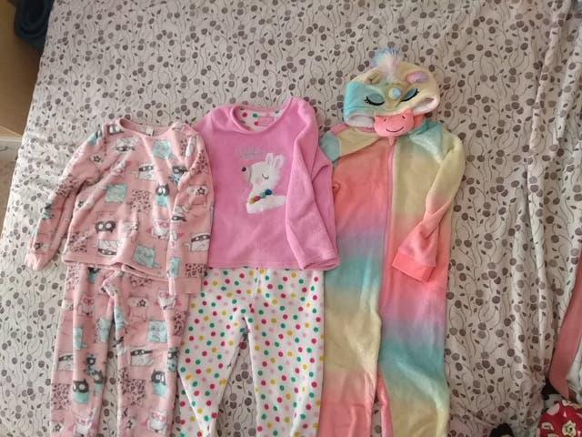 Lote pijama talla 7-8