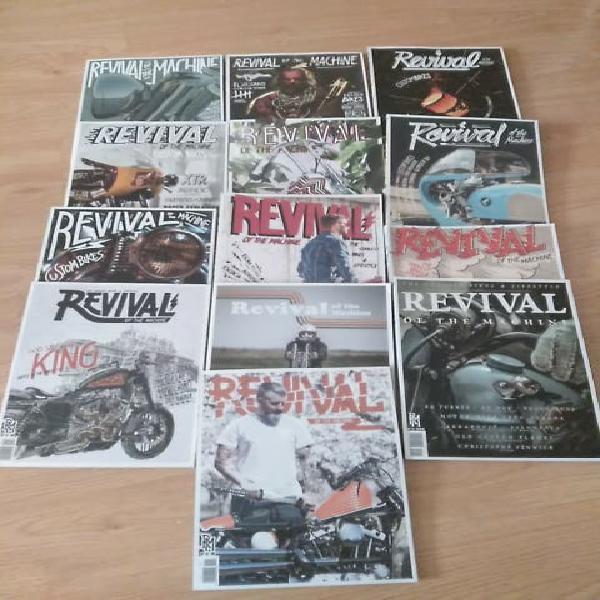 Revistas motos
