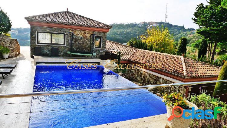 Splendid villa in mas nou - casas en venda en platja daro -