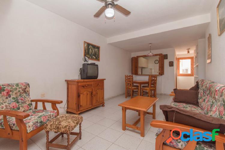 GANGA-Bungalow dúplex en zona Calas Blancas de 2 dormitorios con solárium y piscina comunitaria 2