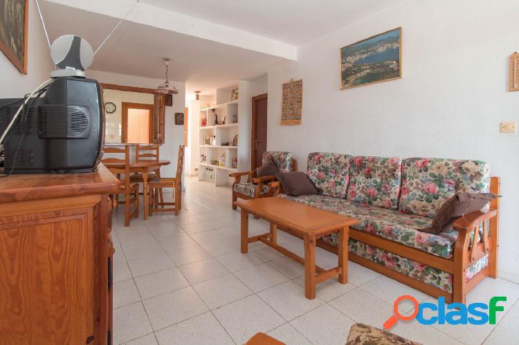 GANGA-Bungalow dúplex en zona Calas Blancas de 2 dormitorios con solárium y piscina comunitaria 3