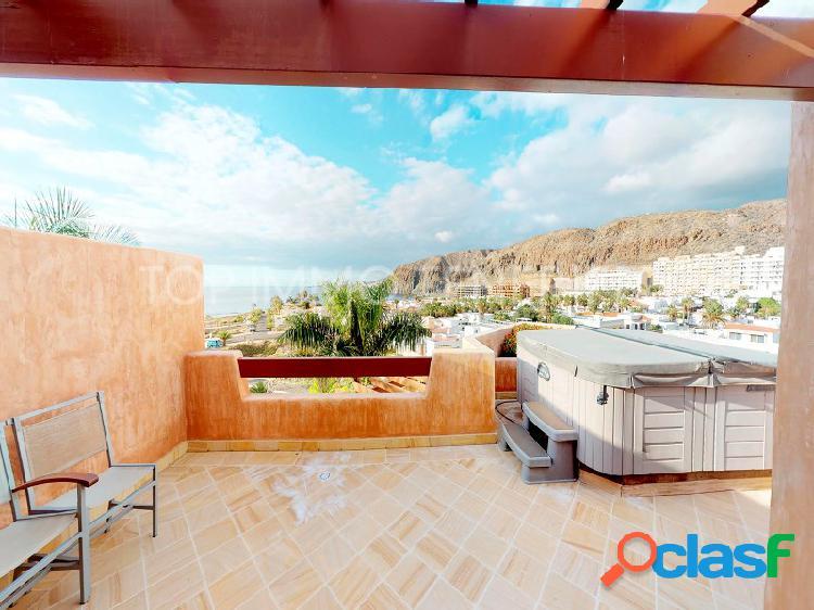 Ático de lujo con terraza en la azotea en palm mar - en venta