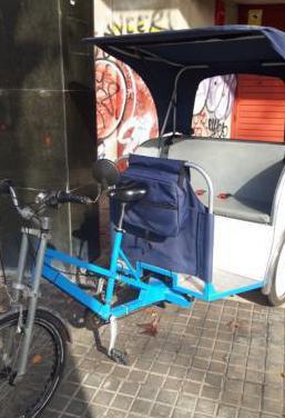 4 triciclos (rickshaw) maxpro