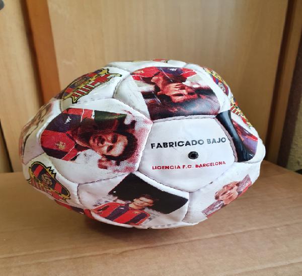 Balon de futbol fc barcelona - old soccer ball f.c barcelona