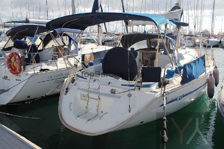 Bavaria yachts 38 exclusive