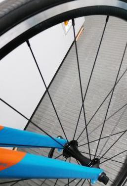 Par ruedas bici giant a estrenar extras