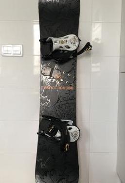 Tabla snowboard dc