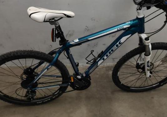 Bicicleta mtb trek 4300