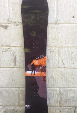 Tabla snowboard nueva