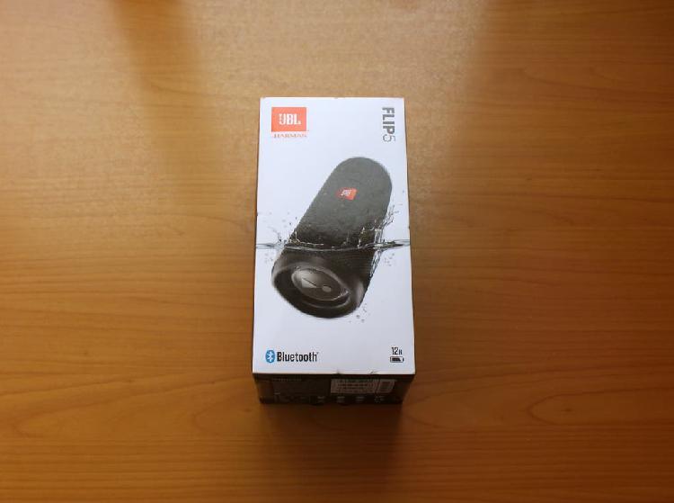 Altavoz wireless bluetooth jbl flip 5 nuevo